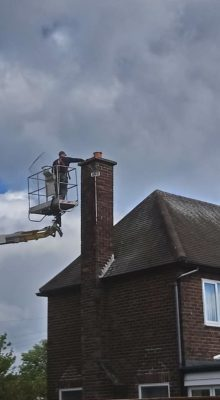 Seagull Cages T Ferry Builders A Clean Chimney Sweep